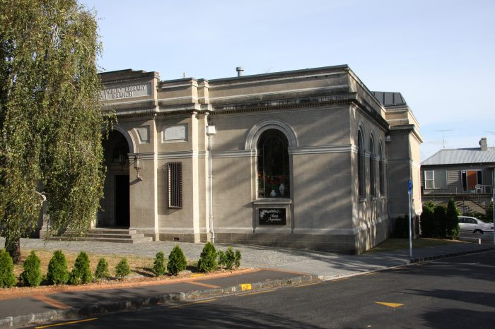 Old Parnell Library